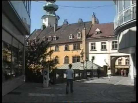 Bratislava - old town