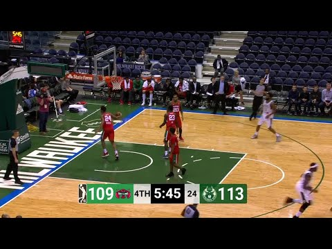 James Young (40 points) Game Highlights vs. Maine Red Claws