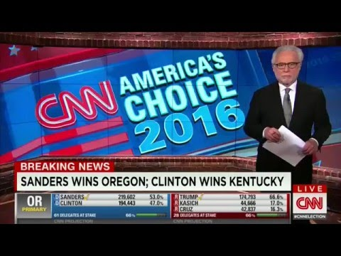 Van gets animated: Sanders wins Oregon -- DNC misses the mark  |  5/17/2016