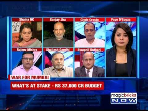 BMC loosing over Rs. 2000 Cr to scams – The Urban Debate (Feb 14)