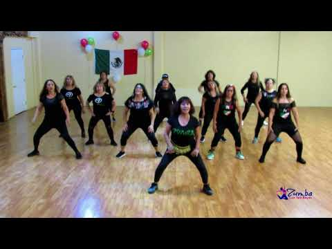 Zumba Group Fitness Class Downtown Orange County Ca