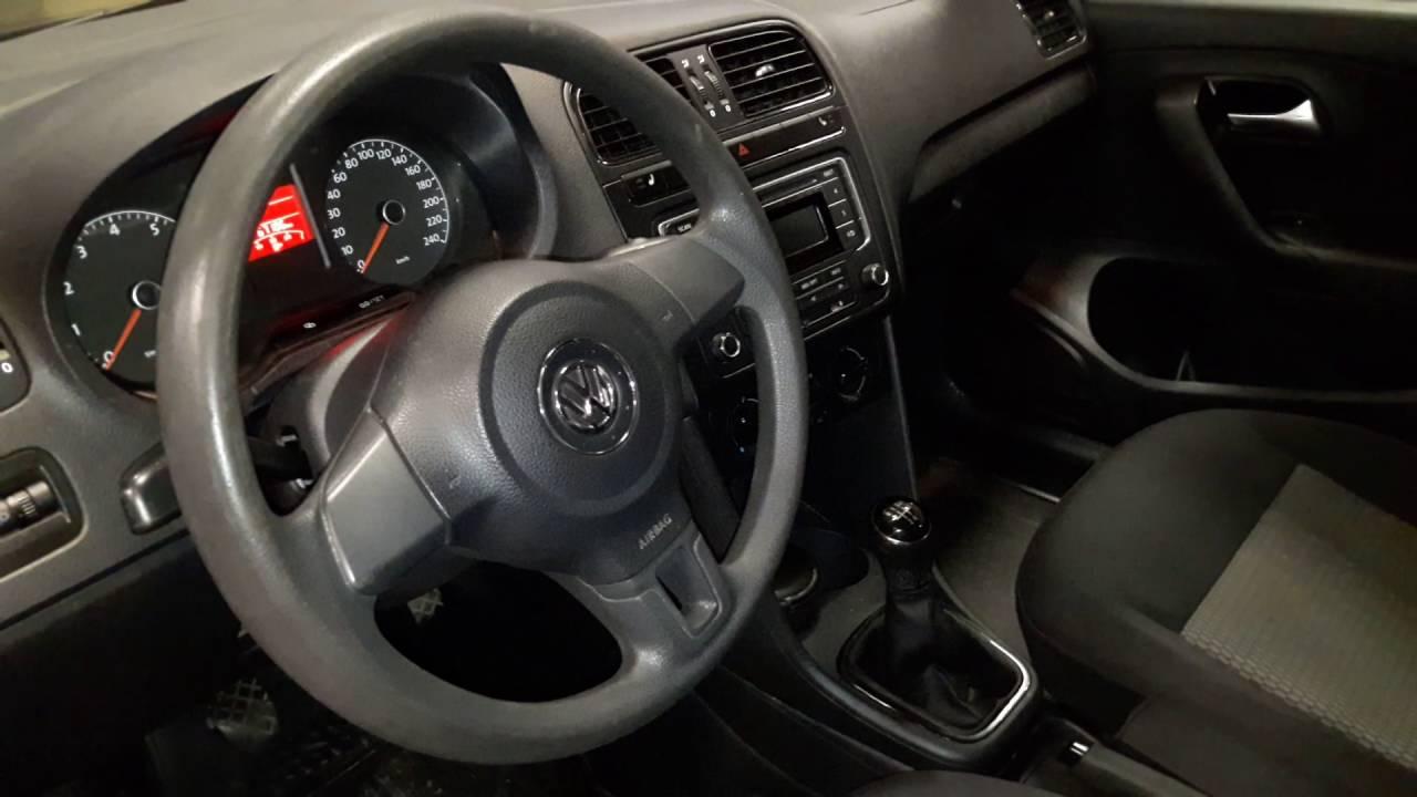 Купить Volkswagen Polo (Фольксваген поло) 2010 г. с пробегом бу в .