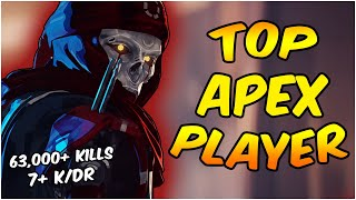 SLAYING PUBS! - Top Apex Legends PS4 Player - 65,000+ Kills, 7+KD/R