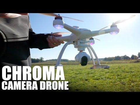 Blade Chroma 4K Camera Drone | Flite Test