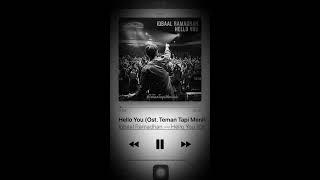 Video Hello You - Iqbaal Ramadhan (Ost. Teman Tapi Menikah) download MP3, 3GP, MP4, WEBM, AVI, FLV Mei 2018