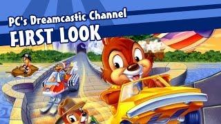 First Look: Walt Disney World Quest: Magical Racing Tour (Dreamcast)