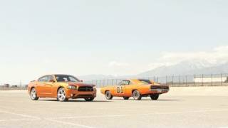 2011 Dodge Charger vs. The General Lee Track Video