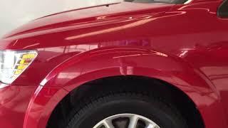 RED 2013 Dodge Journey  Review Sherwood Park Alberta - Park Mazda