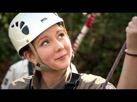Brilliant Residentials with Scout Adventures