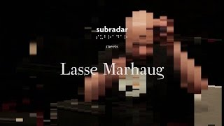 Subradar meets Lasse Marhaug - interview (March 2014)