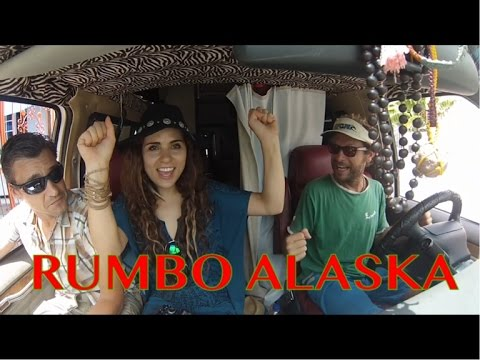 000. RUMBO ALASKA PROMO. Travel videos Centroamerica. Videos viajes America.