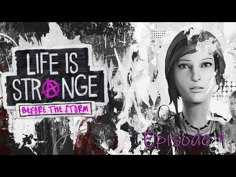 LIFE IS STRANGE : BEFORE THE STORM - Episode 1 thumbnail