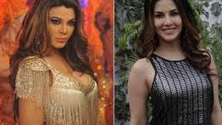 SEXY Rakhi Sawant's SHOCKING Comment On Sunny Leone, Says Sunny Should Be Banned