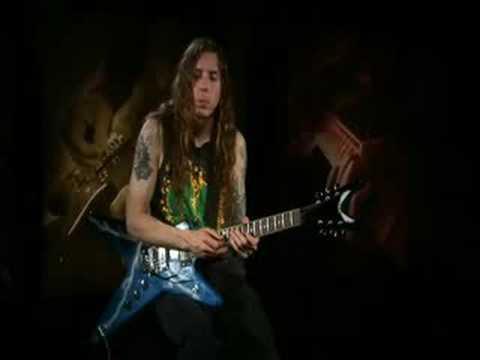 Marcus Henderson: Eddie Van Halen Style Lesson @ GuitarInstructor.com