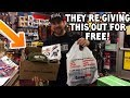 EVERY GAMESTOP HAS FREE STUFF RIGHT NOW! This is how YOU get it! (UNBOXING ALL OF IT)