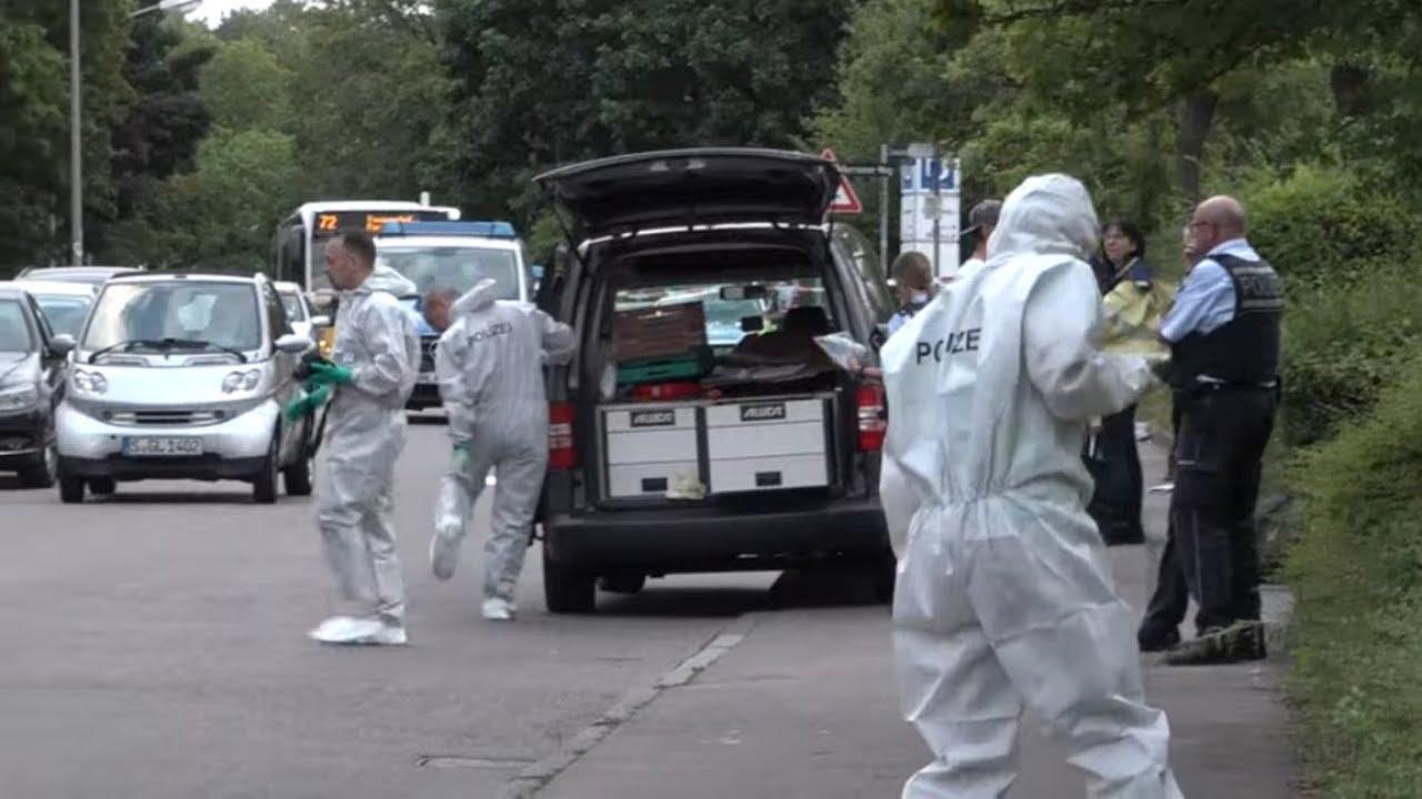 Schwertmord Stuttgart