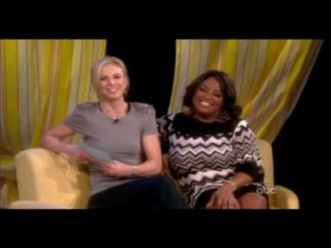 bfb34a0e3bf53 Monif C. Plus Sizes Swimsuits featured on ABC s the View - YouTube