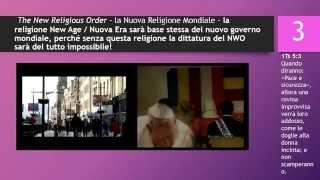 3-ULTIMI TEMPI - The New Religious Order Profondità di Satana