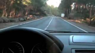 BMW 135i bruit moteur (intérieur)