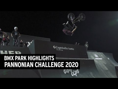 Pannonian Challenge 2020: BMX Park Highlights  DACOLNAK A JÁRVÁNNYAL: Idén is lesz Pannonian Challenge Eszéken hqdefault