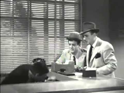 Abbott and Costello Field's Employment Agency