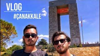Gambar cover VLOG #ÇANAKKALE! - Dedelerimizi Ziyaret Ettik-18 mart-Şehitler Abidesi-Gelibolu