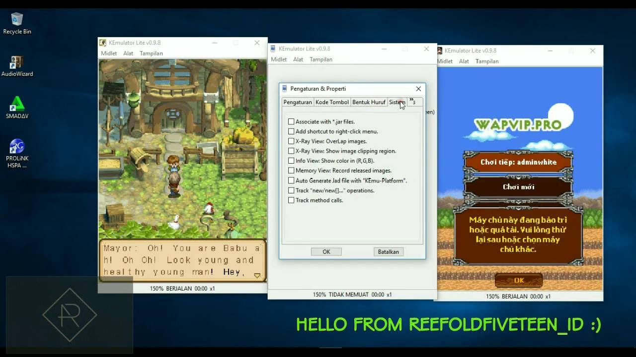 java game emulator for pc