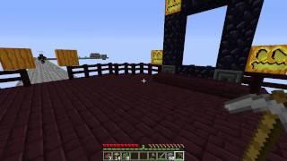 Minecraft: SkyDen z Modami - Powiększamy wyspę Andrzeja - MisterCe i UltraxHD Ep.3