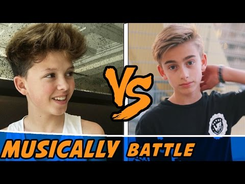 Thumbnail: The Best Jacob Sartorius VS Johnny Orlando Musically (Musical.ly) 2016