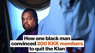 How one black man convinced 200 KKK members to quit the Klan... by listening | Sarah Ruger