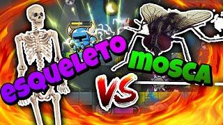 El Mayoneso vs La Mosca