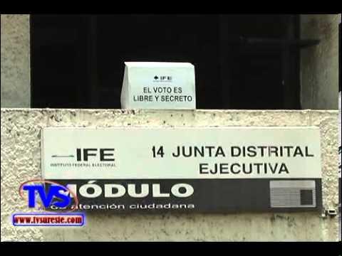 Tvs Noticias Seguirá Funcionando Módulos Del Ife Durante Vacaciones Minatitlán Ver