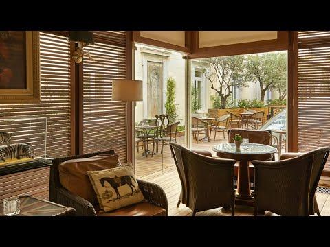 Alexander's Cigar Lounge | Hotel Grande Bretagne, a Luxury Collection Hotel, Athens