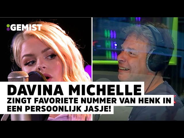 DAVINA MICHELLE zorgt voor TRANEN bij het afscheid van HENK BLOK   538 Gemist