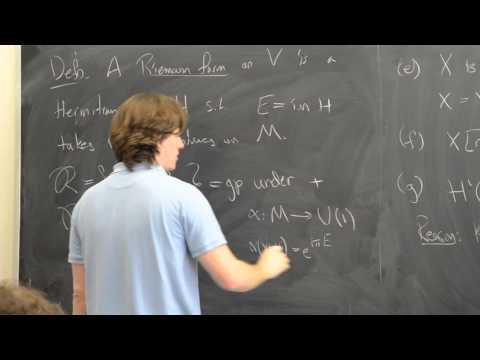 Math 679 / Lecture 3: Abelian varieties (analytic theory)