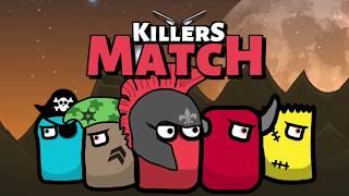 Killers Match Battle Ground Multiplayer Games