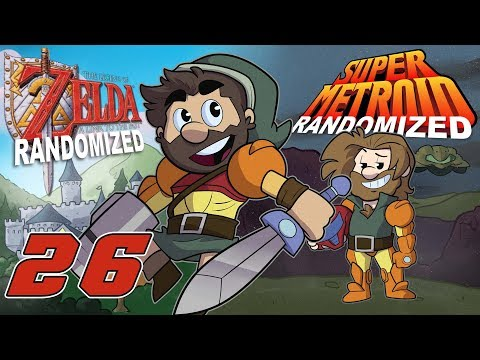 Super Metroid and a Link to the Past Randomized   Let's Play Ep. 26   Super Beard Bros.