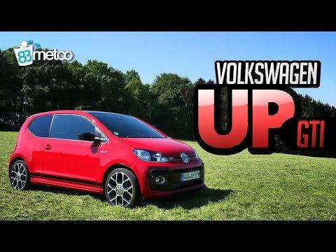 VW Up GTI 2018 Probefahrt | Besser als der VW Polo GTI?