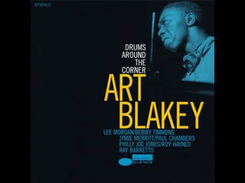 Art Blakey & Lee Morgan - 1959 - Drums Around The Corner - 08 What Is This Thing Called Love