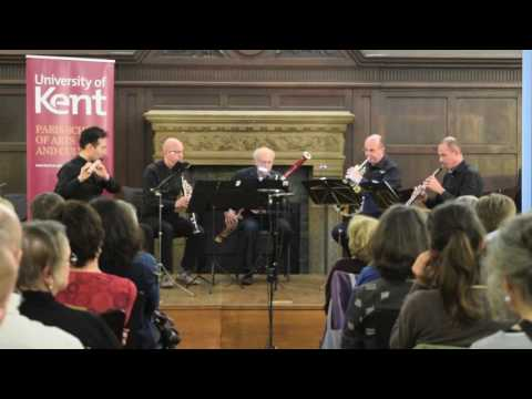 """Nigel Keay; """"Souffle coupé"""" (Élégie) - Ensemble Quintitus"""