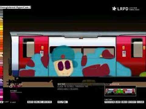 Virtual Graffiti 3