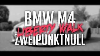JP Performance - BMW M4 LIBERTY WALK ZWEIPUNKTNULL