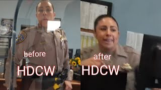 A TALE OF 2 OFFICERS (C.H.P. Rancho Cucamonga) 1st  Amendment Audit