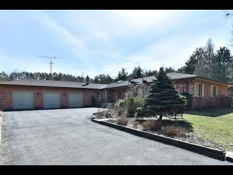 16271 Hwy 48 Stouffville Open House Video Tour