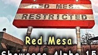 Secret Loot! 7 Days To Die: Red Mesa Restricted Government Facility Alpha 15