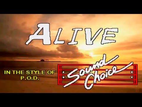Karaoke P.O.D. - Alive