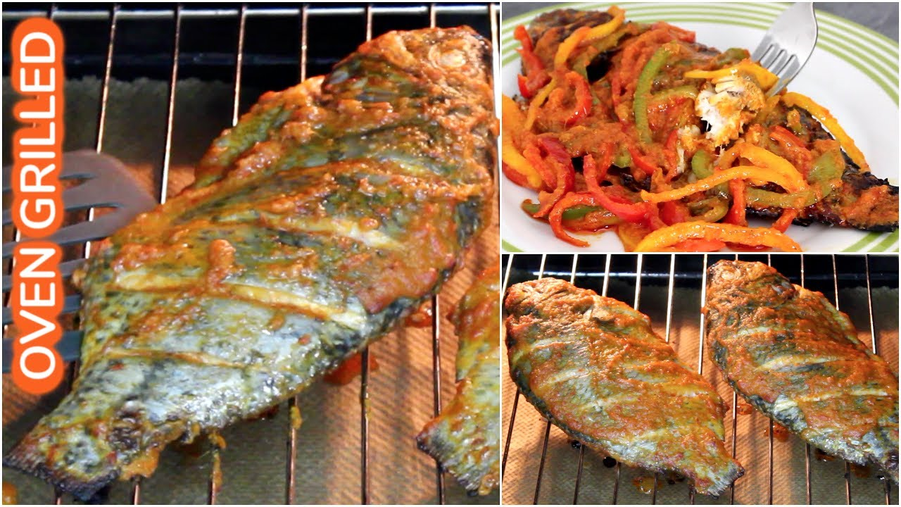 Download How to Make Oven Grilled Tilapia Fish