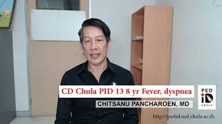 CD Chula PID 13 8 yr Fever, dy…
