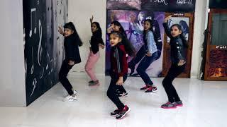 Tere Naal Nachana | Dance Choreography | Vinayak Barde | Rock on group Surat