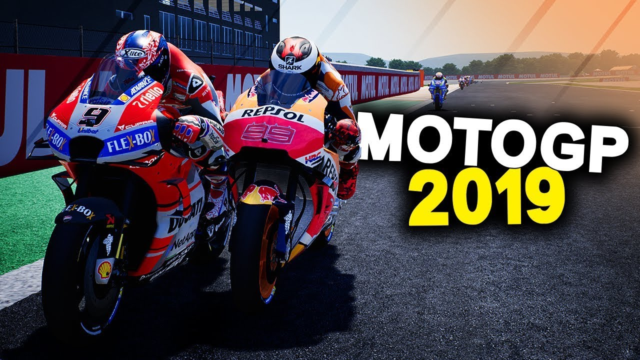 Motogp 2019 Testing Motogp 2019 Season Mod At Valencia Motogp